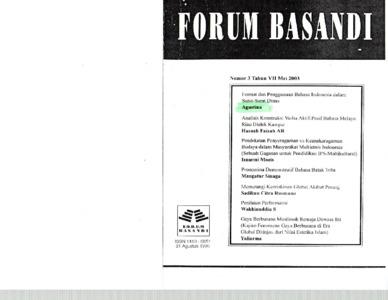 Format Dan Penggunaan Bahasa Indonesia Dalam Surat Surat